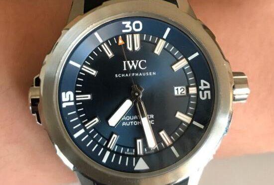 Replika IWC Aquatimer Family IW329005 Na Sprzedaż
