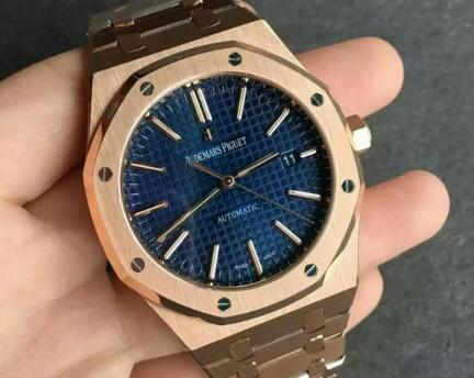 Replika Audemars Piguet Royal Oak 15400OR.OO.1220OR.03