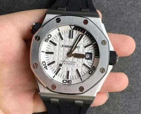Replika Audemars Piguet Royal Oak Offshore 15710ST.A002CA.02