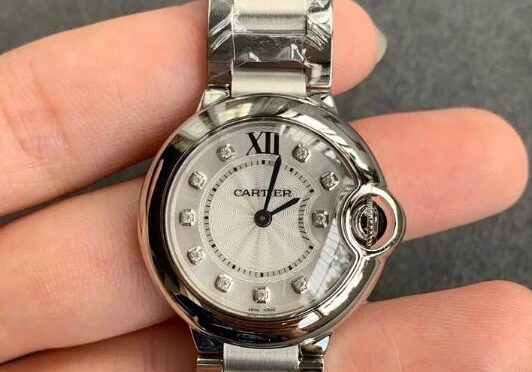 Zegarek Damski Replika Ballon Bleu De Cartier WE902073