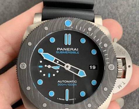 Luminous Hands-Replika Panerai Zatapialna PAM00799