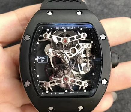 Replika Richard Mille Rm027 Tourbillon Rafael Nadal