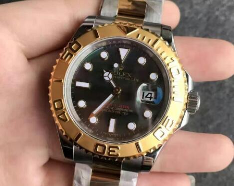 Najlepsza Wersja Na Rynku Replika Rolex Yacht-Master 16623