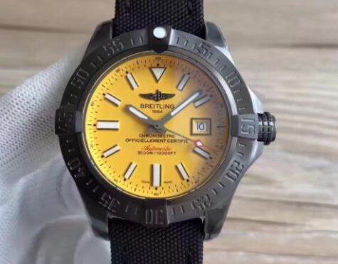 Replika Breitling Avenger II Seawolf M17331E2.I530.109W.M20BASA.1