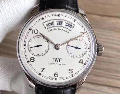 Replika IWC-Portugieser Annual Calendar Edition IW503501