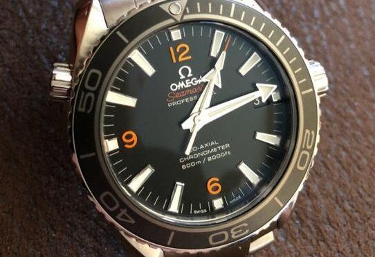 Replika Omega Seamaster 232.30.42.21.01.003 Najlepszy Zegarek