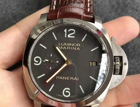 Replika Panerai Luminor 1950 PAM 00320 Classic Zegarka