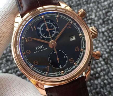 Replika IWC-Portugieser Chronograph Classic IW390405