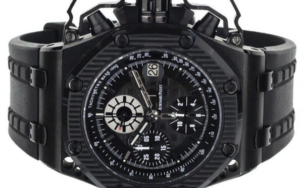 Audemars Piguet Royal Oak Offshore Survivor 26165IO Idealny Zegarek Repliki