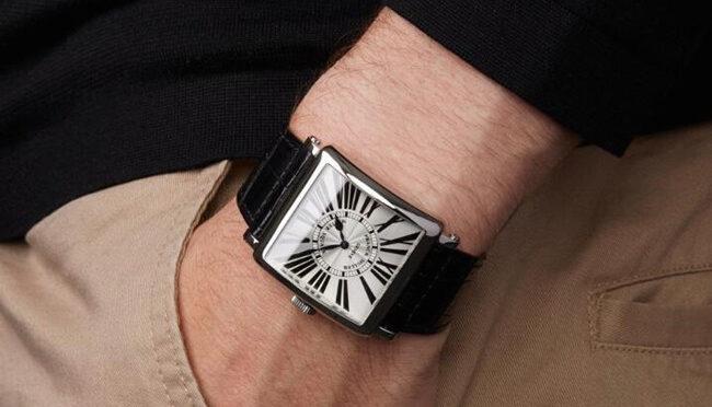 Franck Muller Master Square 6002 M QZ Kwarcowy Damski Zegarek Repliki