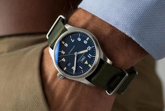 Tribute To Mark XI IWC Pilot Mark XVIII IW327007 Replika Zegarka Na Sprzedaż