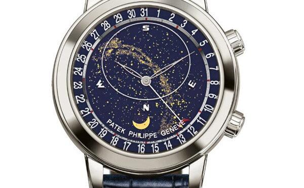 Patek Philippe Grand Complications Celestial 6102P Platynowy Luksusowy Replikowy Zegarek