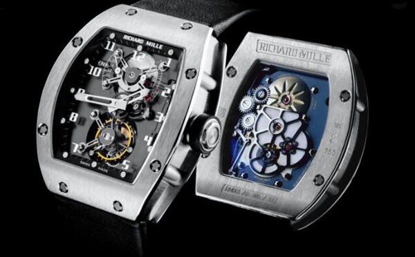 Szwajcarski Replika Zegarka Richard Mille RM001 Tourbillon High Technology